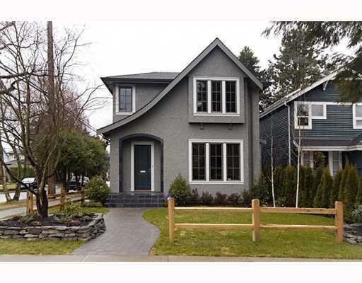 Main Photo: 4597 W 14TH AV in Vancouver: House for sale : MLS®# V750981