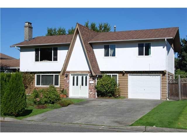 Main Photo: 5671 LANGTREE AV in Richmond: Granville House for sale : MLS®# V853199