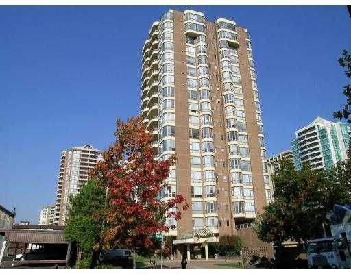 """Main Photo: 401 5967 WILSON Avenue in Burnaby: Metrotown Condo for sale in """"PLACE MERIDIAN"""" (Burnaby South)  : MLS®# V679596"""