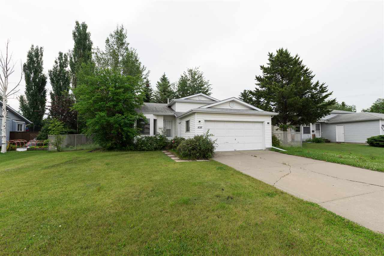 Main Photo: 4018 44 Avenue: Stony Plain House for sale : MLS®# E4165340