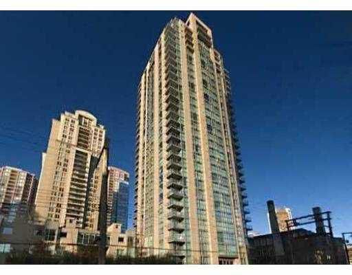 "Main Photo: 2204 928 RICHARDS Street in Vancouver: Downtown VW Condo for sale in ""THE SAVOY"" (Vancouver West)  : MLS®# V669539"