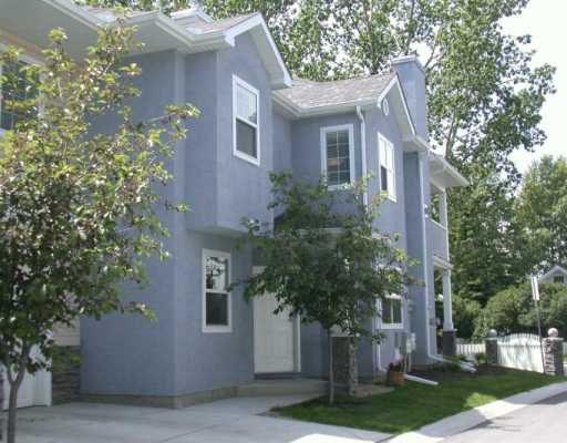 Main Photo:  in CALGARY: Inglewood Townhouse for sale (Calgary)  : MLS®# C3175480