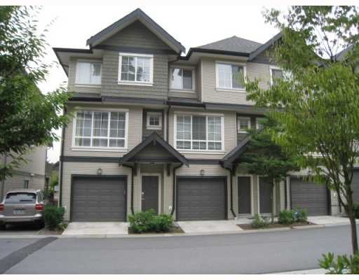 Main Photo: 67 9088 Halston Court in Burnaby: Government Road Townhouse for sale ()  : MLS®# V780794