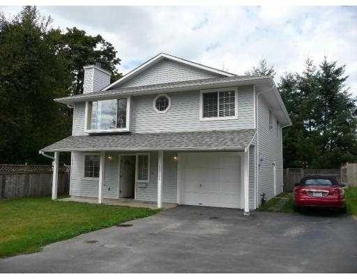 Main Photo: 20701 120B AV in Maple Ridge: Northwest Maple Ridge House for sale : MLS®# V669195