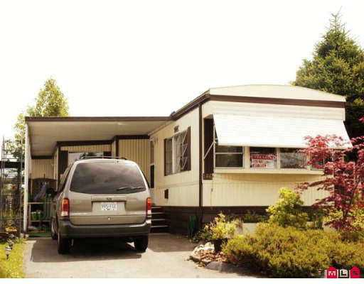 "Main Photo: 186 1840 160TH Street in White_Rock: King George Corridor Manufactured Home for sale in ""Breakaway Bays"" (South Surrey White Rock)  : MLS®# F2714736"
