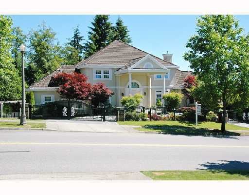 Main Photo: 1509 PARKWAY Boulevard in Coquitlam: Westwood Plateau House for sale : MLS®# V657821
