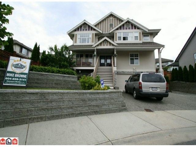 Main Photo: 3798 LETHBRIDGE DR in ABBOTSFORD: Abbotsford East House for rent (Abbotsford)