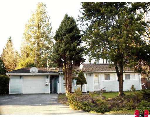 Main Photo: 12259 85TH Avenue in Surrey: Queen Mary Park Surrey House for sale : MLS®# F2725613