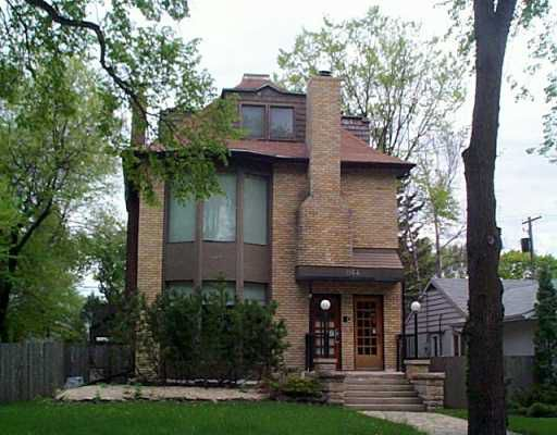 Main Photo: 2 1164 GROSVENOR Avenue in WINNIPEG: Fort Rouge / Crescentwood / Riverview Condominium for sale (South Winnipeg)  : MLS®# 2407118