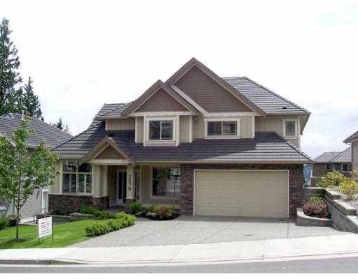 Main Photo: 2876 MCLAREN CT in Coquitlam: Scott Creek House for sale : MLS®# V596132