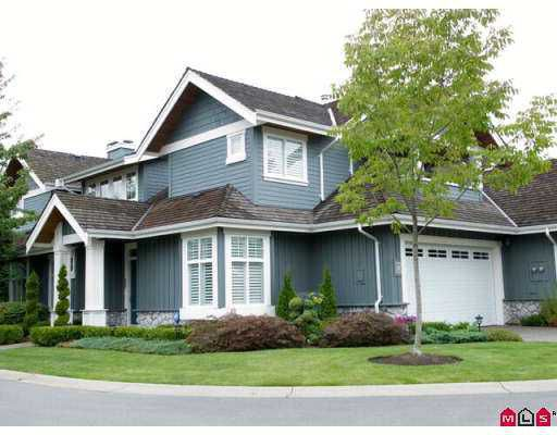 "Main Photo: 21 15715 34TH AV in Surrey: Morgan Creek Townhouse for sale in ""Wedgewood"" (South Surrey White Rock)  : MLS®# F2620349"
