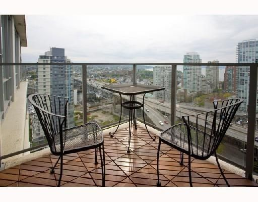 Main Photo: # 2506 550 PACIFIC ST in Vancouver: Condo for sale : MLS®# V736170
