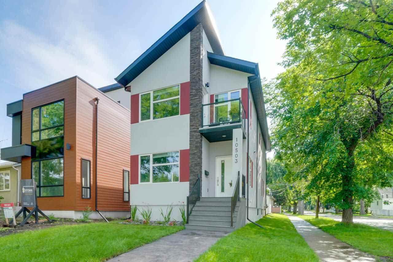 Main Photo: 10503 84 Street in Edmonton: Zone 19 House for sale : MLS®# E4165481