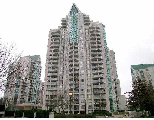 """Main Photo: 1303 1199 EASTWOOD Street in Coquitlam: North Coquitlam Condo for sale in """"THE SELKIRK"""" : MLS®# V640292"""