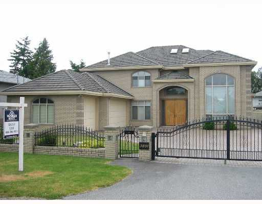 Main Photo: 3851 ROYALMORE Avenue in Richmond: Seafair House for sale : MLS®# V651275