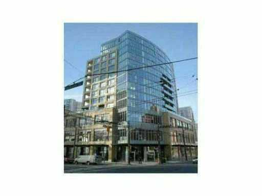 Main Photo: # 1002 822 SEYMOUR ST in Vancouver: Downtown VW Condo for sale (Vancouver West)  : MLS®# V882689