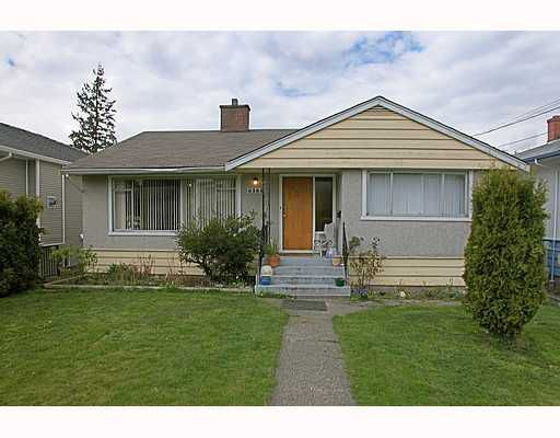 Main Photo: 8365 15TH Ave in Burnaby: East Burnaby House for sale (Burnaby East)  : MLS®# V642091