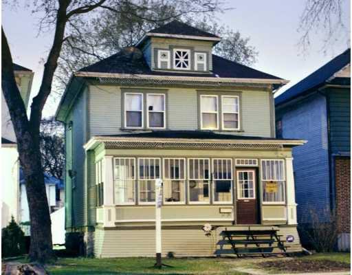 Main Photo: 472 LANSDOWNE Avenue in WINNIPEG: North End Single Family Detached for sale (North West Winnipeg)  : MLS®# 2703879