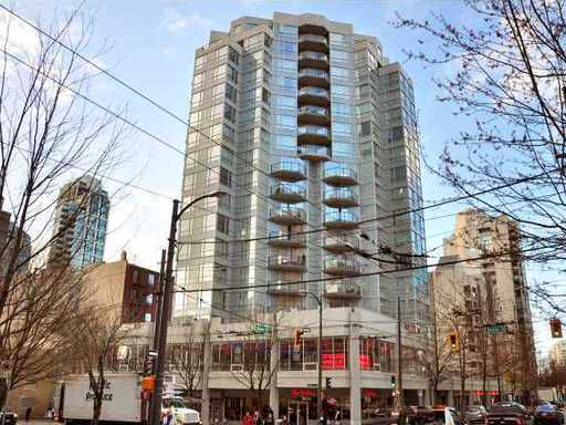 "Main Photo: # 1507 1212 HOWE ST in Vancouver: Downtown VW Condo for sale in ""1212 HOWE"" (Vancouver West)  : MLS®# V894254"