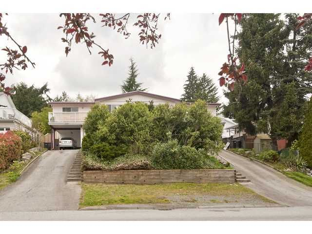 Main Photo: 1139-1141 Cecile Drive in Port Moody: College Park PM House Duplex for sale : MLS®#  V910121