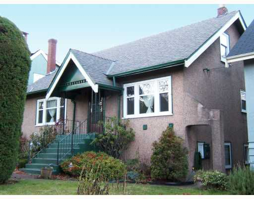 "Main Photo: 3555 W KING EDWARD Avenue in Vancouver: Dunbar House for sale in ""DUNBAR"" (Vancouver West)  : MLS®# V679454"