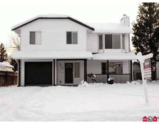 "Main Photo: 14166 66A Ave in Surrey: East Newton House for sale in ""East Newton"" : MLS®# F2700280"