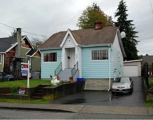 "Main Photo: 230 PRINCESS Street in New Westminster: GlenBrooke North House for sale in ""GLENBROOKE NORTH"" : MLS®# V795446"