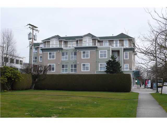 Main Photo: 312 1011 W King Edward in Vancouver: Shaughnessy Condo for sale (Vancouver West)  : MLS®# V929076