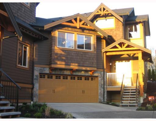 "Main Photo: 68 24185 106B Avenue in Maple Ridge: Albion House 1/2 Duplex for sale in ""TRAILS EDGE"" : MLS®# V796425"