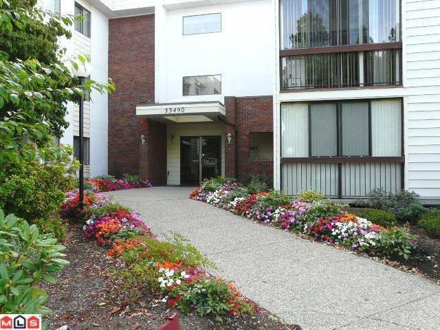 """Main Photo: # 317 33490 COTTAGE LN in Abbotsford: Central Abbotsford Condo for sale in """"Cottage Lane Manor"""" : MLS®# F1123731"""