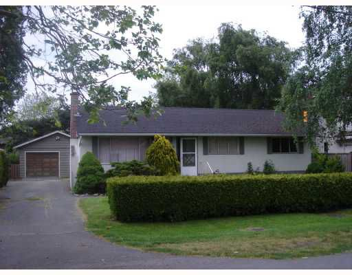 Main Photo: 9400 GORMOND Road in Richmond: Seafair House for sale : MLS®# V713474
