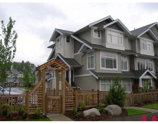 """Main Photo: 36 19330 69TH Avenue in Surrey: Clayton Townhouse for sale in """"MONTEBELLO"""" (Cloverdale)  : MLS®# F2816989"""