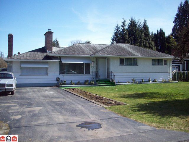Main Photo: 2084 WILLOW ST in Abbotsford: Central Abbotsford House for sale : MLS®# F1108734
