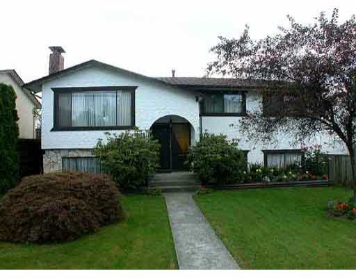 Main Photo: 3958 COAST MERIDIAN RD in Port_Coquitlam: Oxford Heights House for sale (Port Coquitlam)  : MLS®# V301028