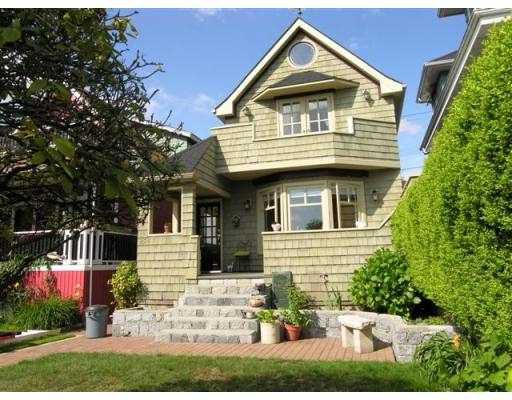 Main Photo: 236 W 5TH ST in North Vancouver: Lower Lonsdale House for sale : MLS®# V537889