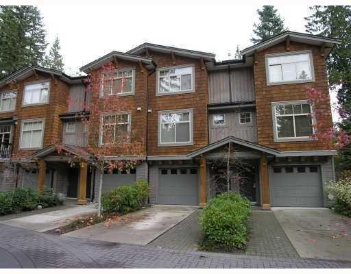 Main Photo: 3121 Capilano Cresent in North Vancouver: Capilano NV Condo for sale : MLS®# V744507