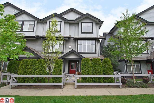 Main Photo: # 11 18839 69TH AV in Surrey: Cloverdale BC Condo for sale (Cloverdale)  : MLS®# F1011045