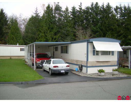 "Main Photo: 119 1840 160TH Street in Surrey: King George Corridor Manufactured Home for sale in ""Breakaway Bays"" (South Surrey White Rock)  : MLS®# F2728993"