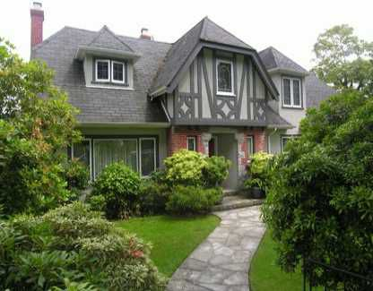 Main Photo: 2562 CROWN ST in Vancouver: Point Grey House for sale (Vancouver West)  : MLS®# V596029