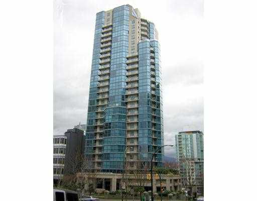 """Main Photo: 1004 1415 W GEORGIA Street in Vancouver: Coal Harbour Condo for sale in """"PALAIS GEORGIA"""" (Vancouver West)  : MLS®# V663547"""