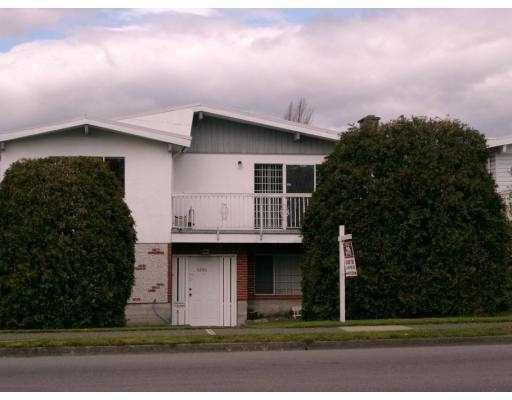 Main Photo: 1205 E 49TH AV in Vancouver: Knight House for sale (Vancouver East)  : MLS®# V589947
