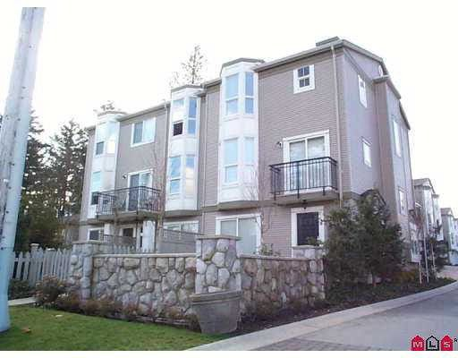 "Main Photo: 2 9559 130A Street in Surrey: Queen Mary Park Surrey Townhouse for sale in ""ROCKDALE"" : MLS®# F2801982"