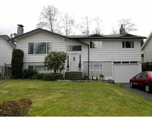 Main Photo: 1763 GREENMOUNT AV in Port Coquiltam: Oxford Heights House for sale (Port Coquitlam)  : MLS®# V576671