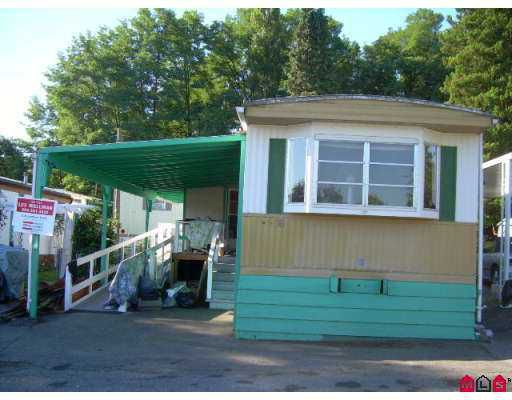 """Main Photo: 50 8190 KING GEORGE Highway in Surrey: Queen Mary Park Surrey Manufactured Home for sale in """"King George"""" : MLS®# F2722197"""