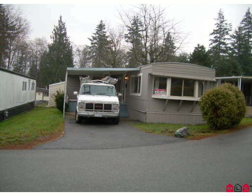 """Main Photo: 166 7790 KING GEORGE Highway in Surrey: Bridgeview Manufactured Home for sale in """"CRISPEN BAYS"""" (North Surrey)  : MLS®# F2730704"""