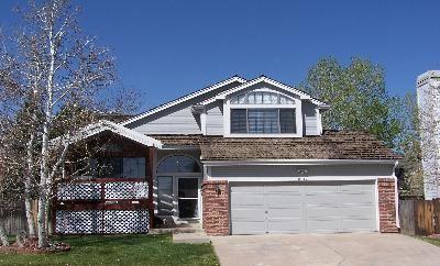 Main Photo: 8247 South Ogden Circle in Littleton: Cobblestone Village House/Single Family for sale (SSC)  : MLS®# 767898