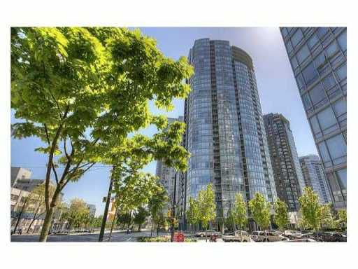 """Main Photo: # 2306 1438 RICHARDS ST in Vancouver: False Creek North Condo for sale in """"AZURA"""" (Vancouver West)  : MLS®# V845071"""