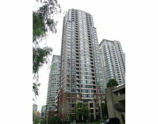 "Main Photo: 2905 909 MAINLAND Street in Vancouver: Downtown VW Condo for sale in ""YALETOWN PARK 2"" (Vancouver West)  : MLS®# V659722"