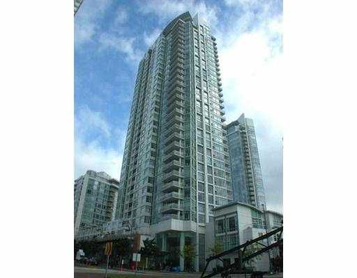 "Main Photo: 1102 1199 MARINASIDE CR in Vancouver: False Creek North Condo for sale in ""AQUARIUS I"" (Vancouver West)  : MLS®# V561980"
