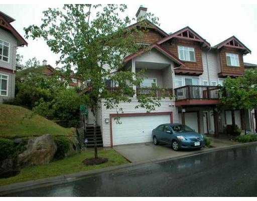 """Main Photo: 51 15 FOREST PARKWAY Boulevard in Port_Moody: Heritage Woods PM Townhouse for sale in """"DISCOVERY RIDGE"""" (Port Moody)  : MLS®# V653550"""